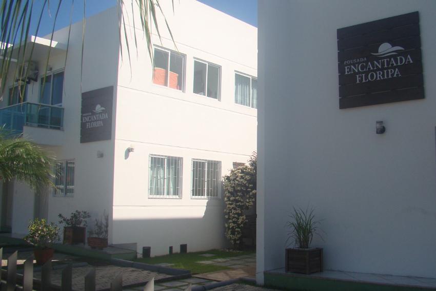 Prédio Branco - Acomodações do prédio branco